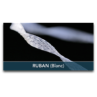 FiberForce - Ruban Blanc 2,0mmx0,5mmx150mm