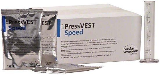 Ivoclar - PressVest Speed Poudre