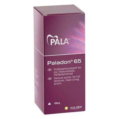 Kulzer - Résine Paladon 65 Pink (1000 Gr)