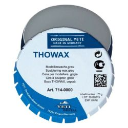 Yeti - Cire Thowax Grises 714-0000