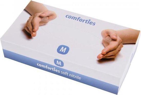 Comforties - Gants Soft Nitril XS 100pcs