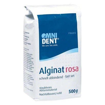 Omnident - Alginat Rosa Fast (500 Gr)