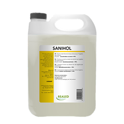 Realco - Sanihol Désinfectant Surface 5L