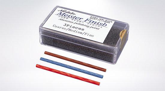 MEISTER FINISH M (BLUE) SET (3PCS)