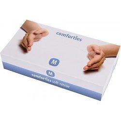 Comforties - Gants Nitriles Soft Premium SMALL(100 pcs)