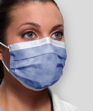 Masques chirurgicaux (500 pcs) LAVANDE