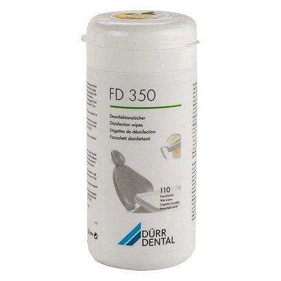 Durr Dental - Lingettes FD350 (110 pcs)