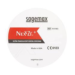 Sagemax - Zircone NexxZR + 10 mm