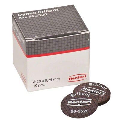 Renfert - Dynex 0,25x20mm (10pcs)