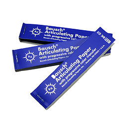 Bausch - Papier Articulation BK05