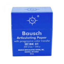 Bausch - Papier D'Artic Bleu BK01
