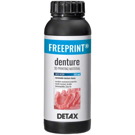 Detax - Freeprint Denture 385mm (500g)