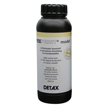 Detax - Freeprint Model Ivoire (1kg)