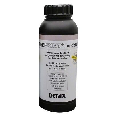 Detax - Freeprint Model UV Gris (1kg)