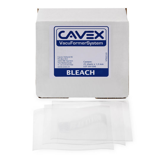 Cavex - Plaque Thermoformable