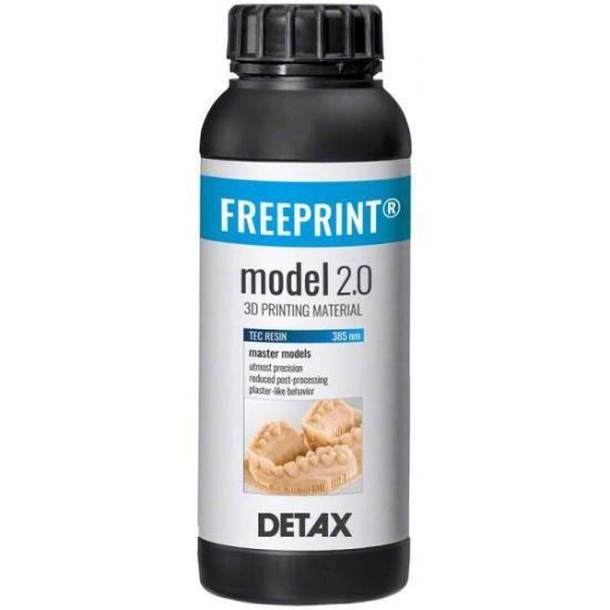 Detax - Freeprint Model 2.0 Blanc (1kg)