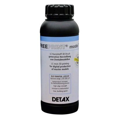 Detax - Freeprint Model T UV (1kg)