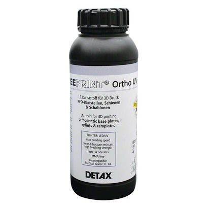 Detax - Freeprint Ortho UV Clear (1kg)