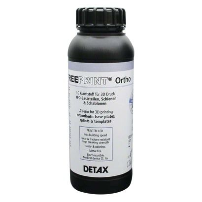 Detax - Freeprint Ortho Clear (1kg)