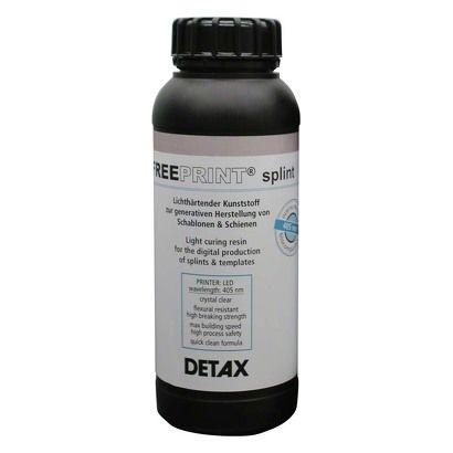 Detax - Freeprint Splint Transpa (1kg)