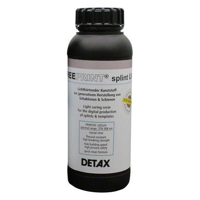 Detax - Freeprint Splint UV Transpa (1kg)