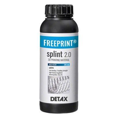 Detax - Freeprint Splint 2.0 Transpa (500g)