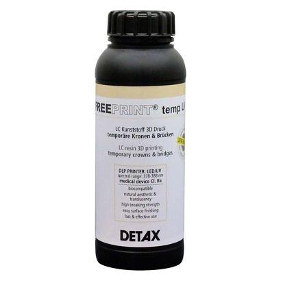 Detax - Freeprint Temp UV A1 (1kg)