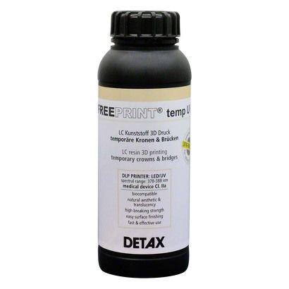 Detax - Freeprint Temp UV A2 (1kg)