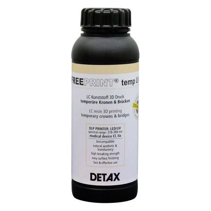 Detax - Freeprint Temp UV A3 (500g)