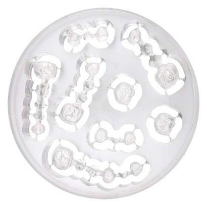 Al Dente - Pmma Disc 98,5mm H18 Transpa