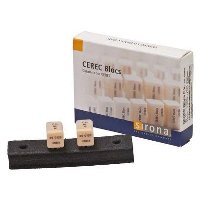 Dentsply Sirona - Cerec Blocs C In B2 (4 pcs)