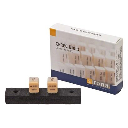 Dentsply Sirona - Cerec Blocs C In B3 (4 pcs)