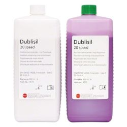 Dreve - Dublisil 20 Speed (2x850mL)