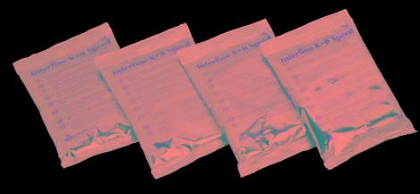 Interdent - Revêtement impression 3D Interfine k+b speed (41x160g)