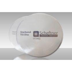 Scheftner - Disque Titane 8 mm