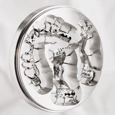 Scheftner - Disque Chrome Cobalt 16 mm