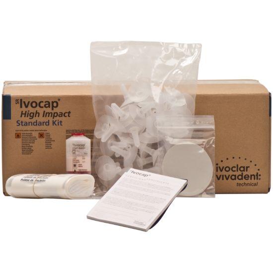 Ivoclar - Ivocap High Impact Pink (50pcs) 3 BOITES