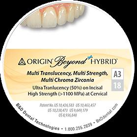 ORIGIN Beyond Hybrid 18mm