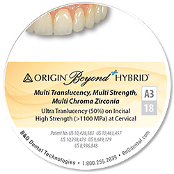 ORIGIN Beyond Hybrid 18mm
