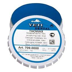 Yeti Dental - Cire à Sculpter Thowax Bleue