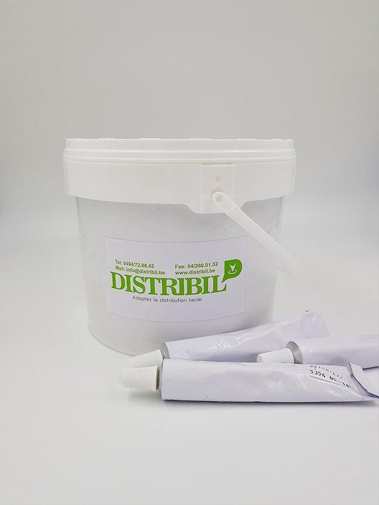 Silicone Distribil 5Kg+3cata