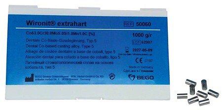 Bego - Wironit ExtraHard 1Kg