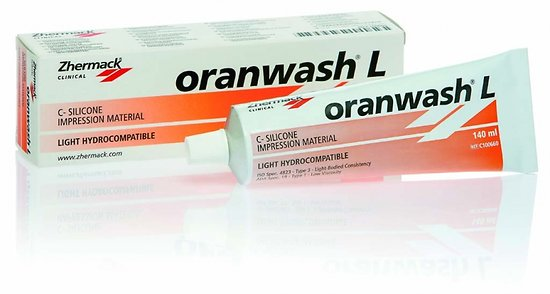 Zhermack - Oranwash L