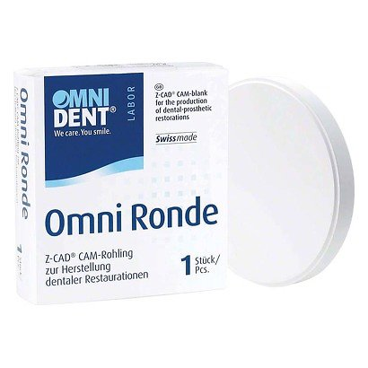 Omnident - Disque Z-Cad Smile Multi A Dark