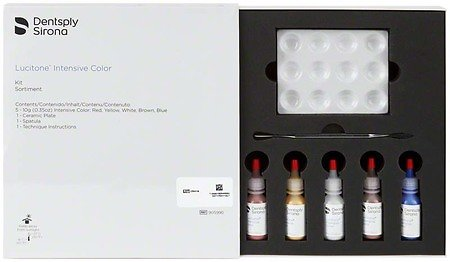Dentsply - Lucitone Hipa Intensive Colour Kit