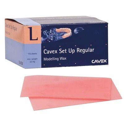 Cavex - Cire Set Up Regular 2,5 Kg