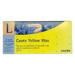 Cavex - Cire Yellow Feuilles