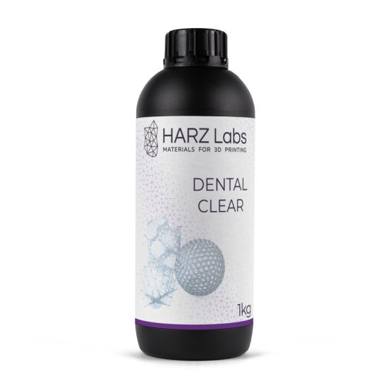 Harz Labs - Résine 3D Dental Clear (500 ml)