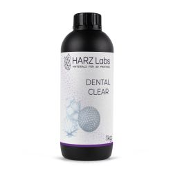 Harz Labs - Résine 3D Dental Clear (500 ml)