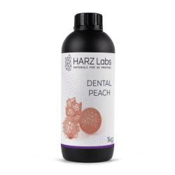 Harz Labs - Résine 3D Dental Peach (500 ml)